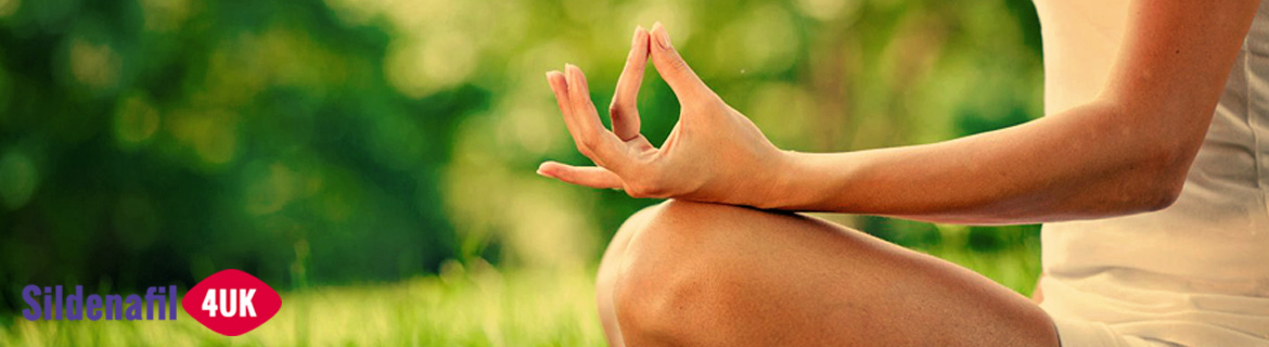 Sildenafil citrate tablets can improve erectile function like yoga